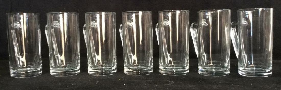 Lot 7 Handled Beverage Glasses