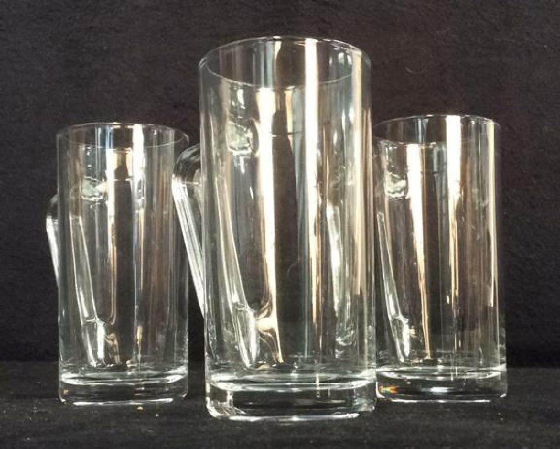 Lot 7 Handled Beverage Glasses - 4