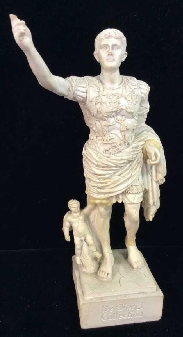 Augustus of Prima Porta Reproduction Figurine