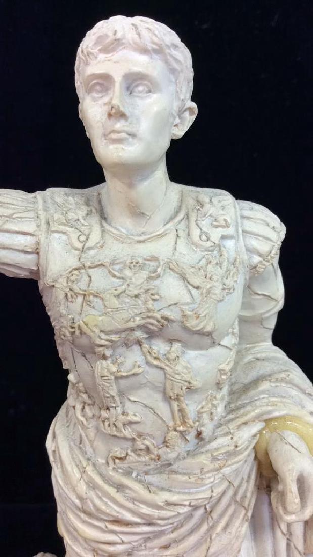 Augustus of Prima Porta Reproduction Figurine - 2