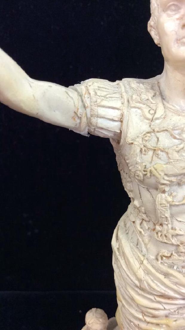 Augustus of Prima Porta Reproduction Figurine - 6