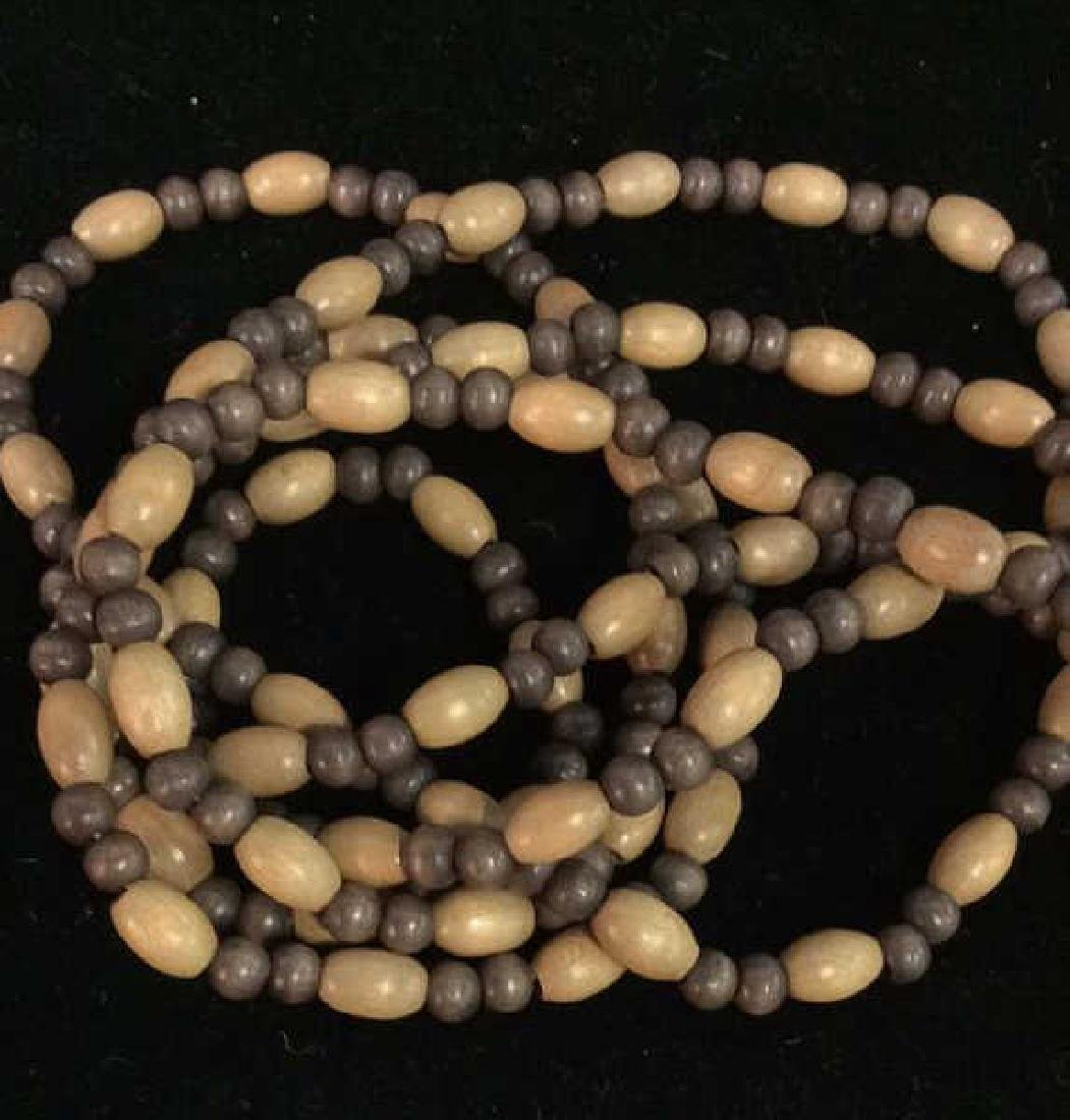 Lot 2 Beaded Necklaces - 4