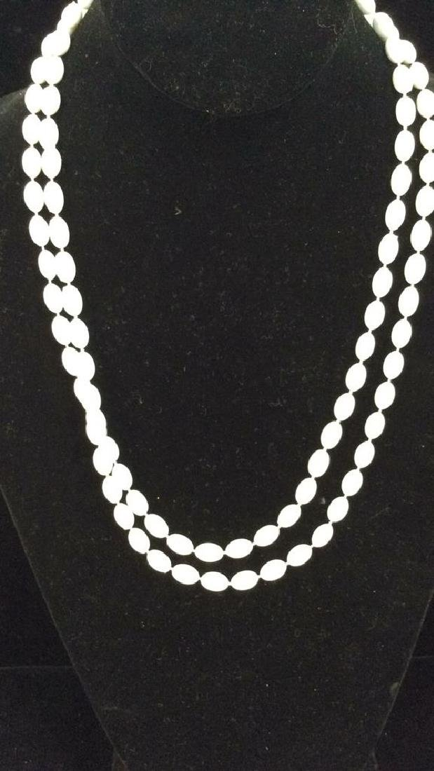 Lot 2 Beaded Necklaces - 5