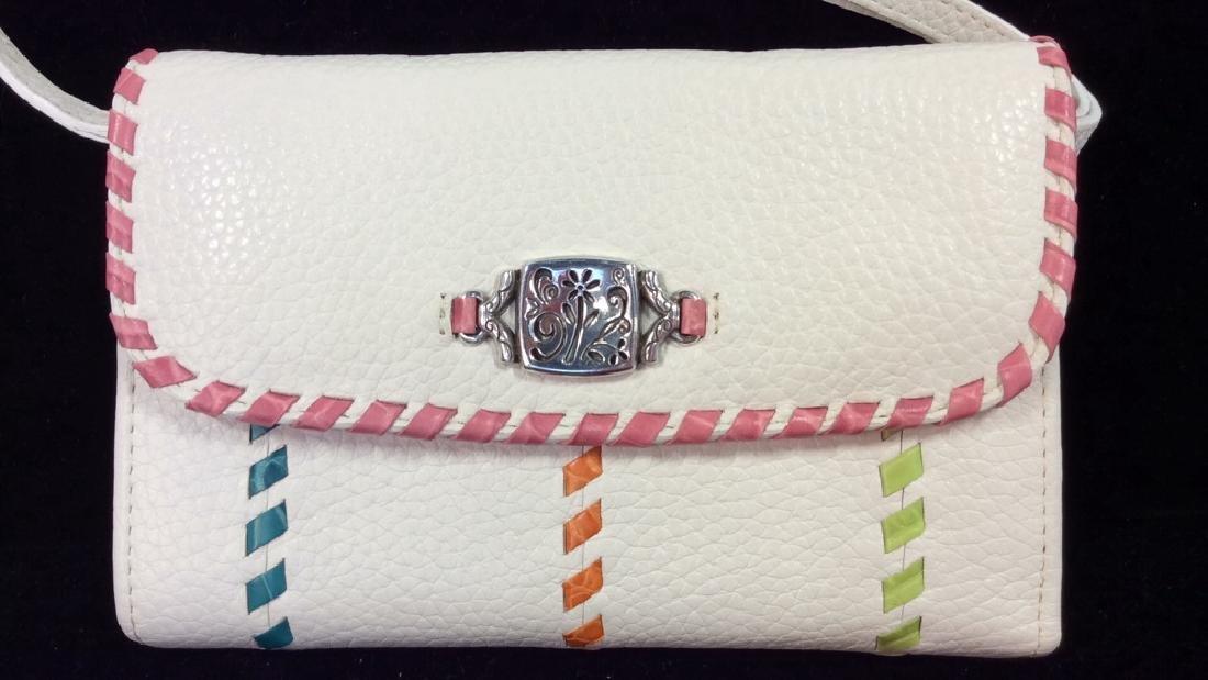 BRIGHTON Folding Women's Wallet W Strap