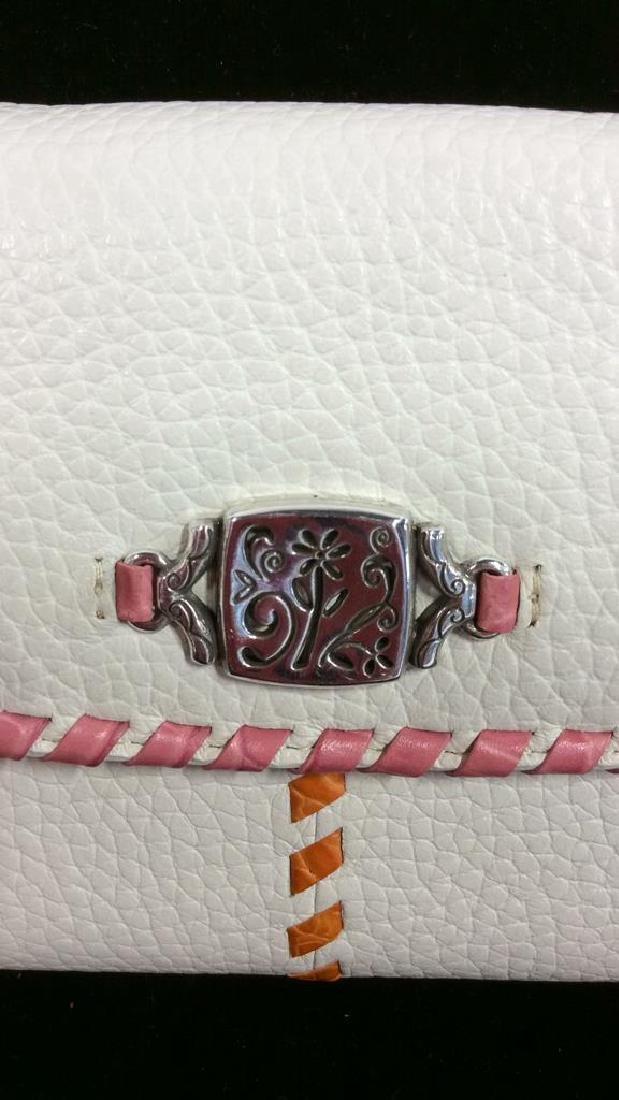 BRIGHTON Folding Women's Wallet W Strap - 2