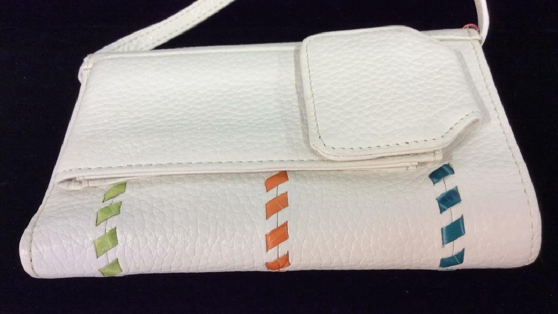 BRIGHTON Folding Women's Wallet W Strap - 4