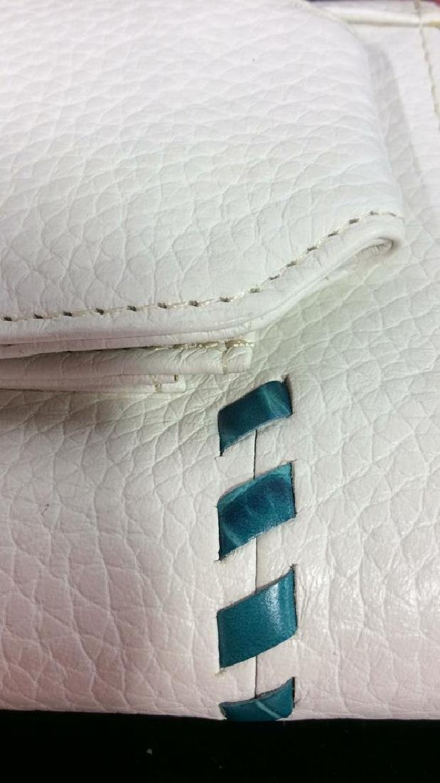 BRIGHTON Folding Women's Wallet W Strap - 5
