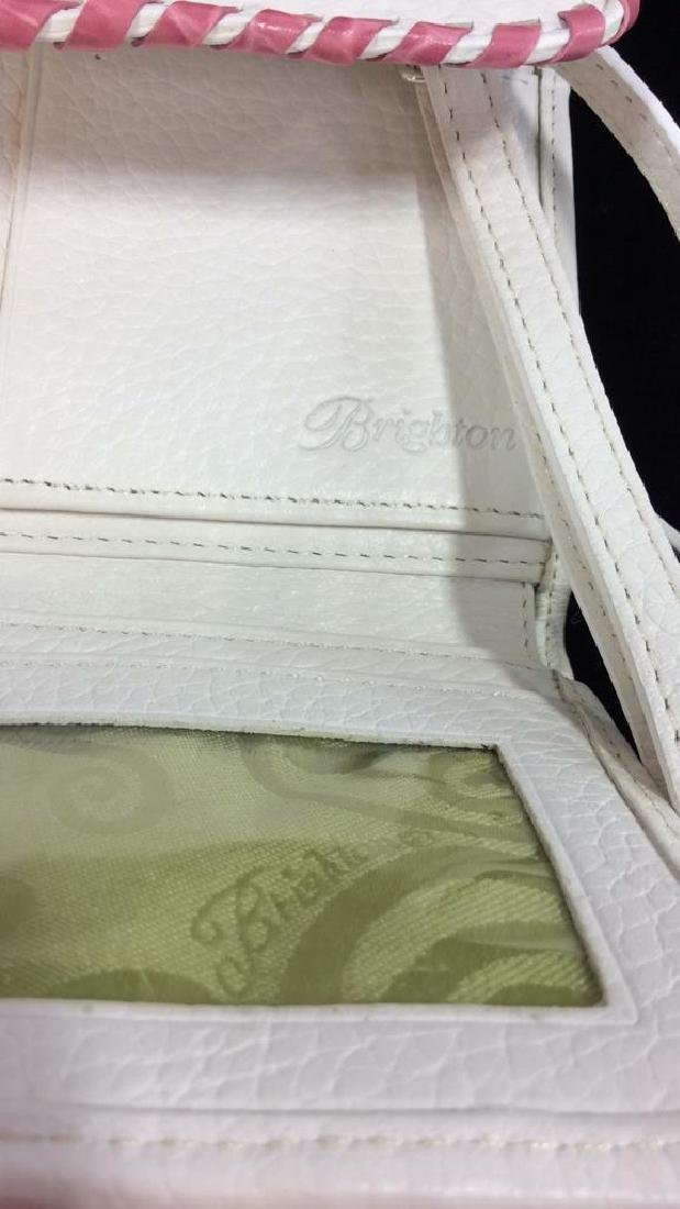 BRIGHTON Folding Women's Wallet W Strap - 7