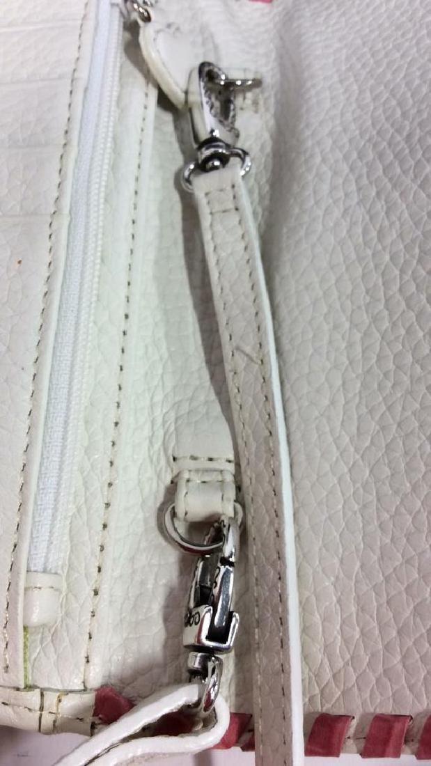 BRIGHTON Folding Women's Wallet W Strap - 8