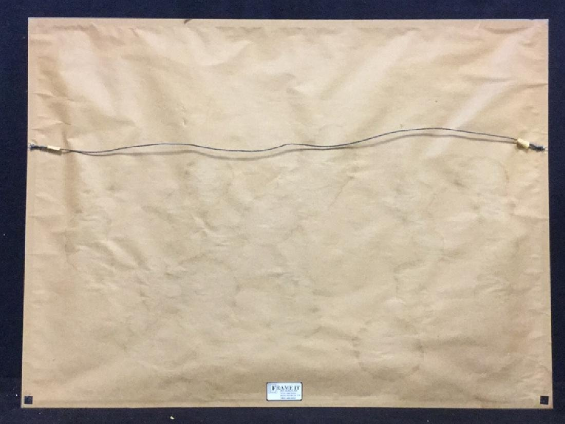ALYSSIA LAZIN Professionally Framed Litho - 10