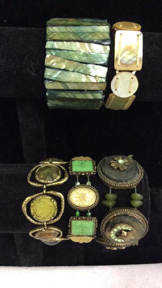 Lot 5 Assorted Women's Estate Jewelry