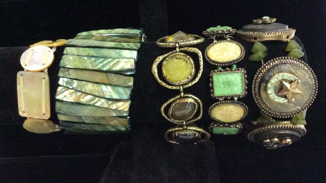 Lot 5 Assorted Women's Estate Jewelry - 2