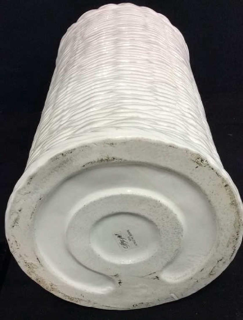 LORD&TAYOR Porcelain Ceramics Umbrella Stand - 7