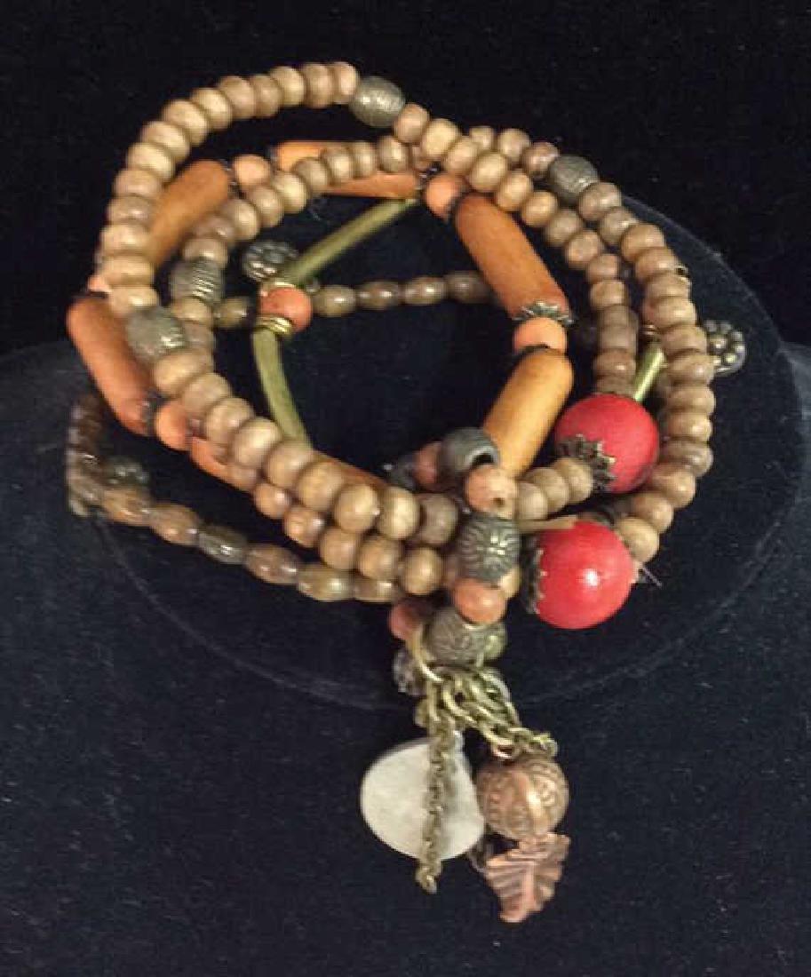 Lot 5 Assorted Women's Beaded Jewelry - 10