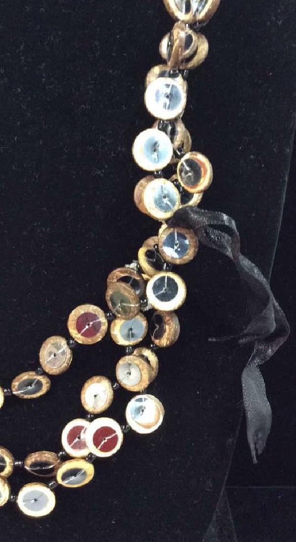 Lot 5 Assorted Women's Beaded Jewelry - 4