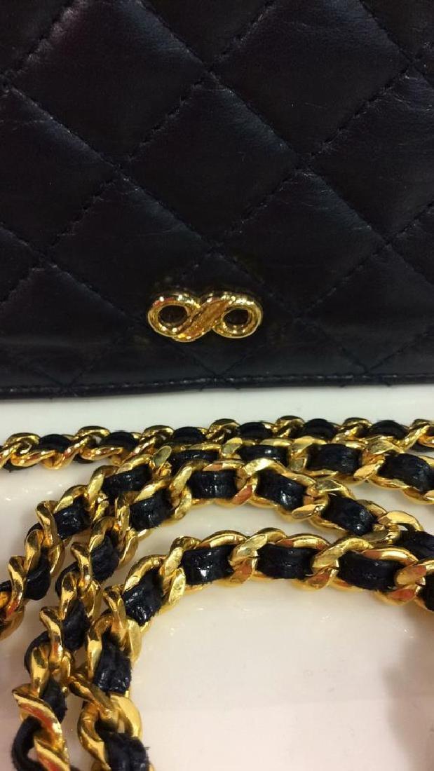 Pair Genuine Leather KORET Purses - 7