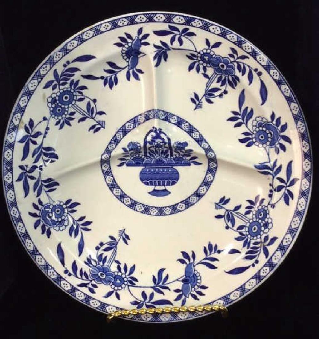 DELPH Porcelain Display Dish