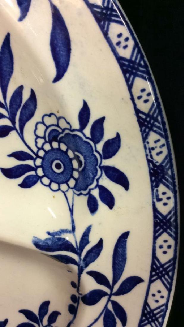 DELPH Porcelain Display Dish - 4