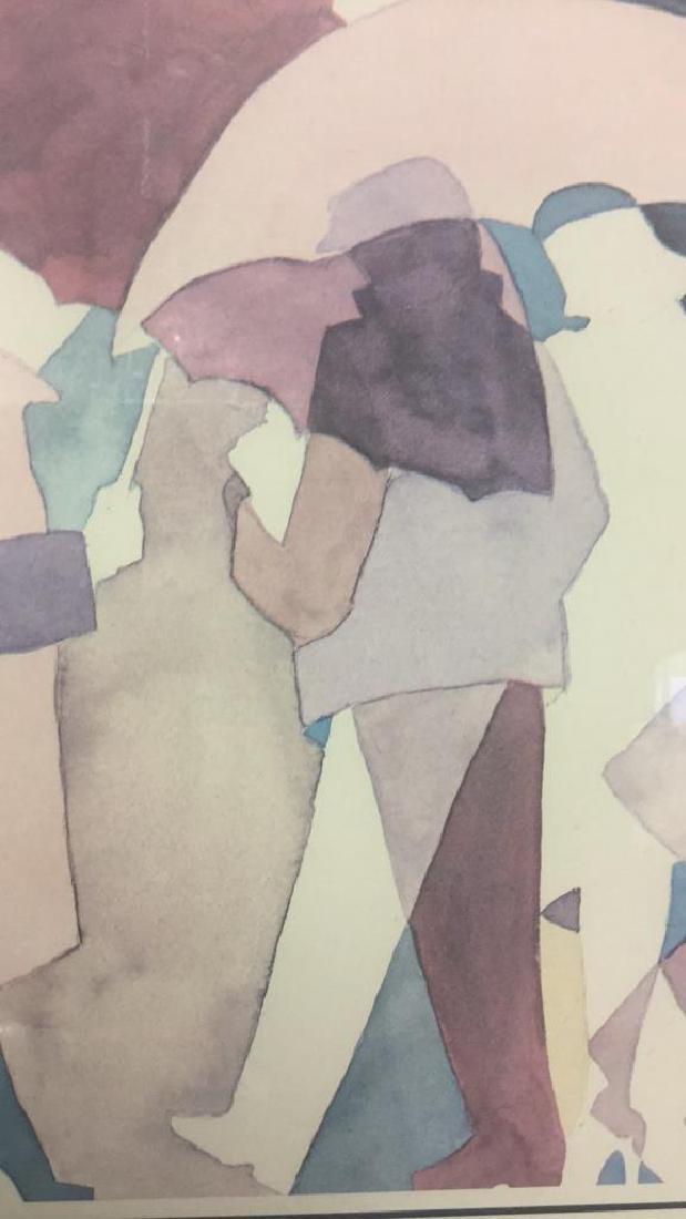 PHYLLIS RUTIGLIANO RHYTHMS Poster W Art Print - 5