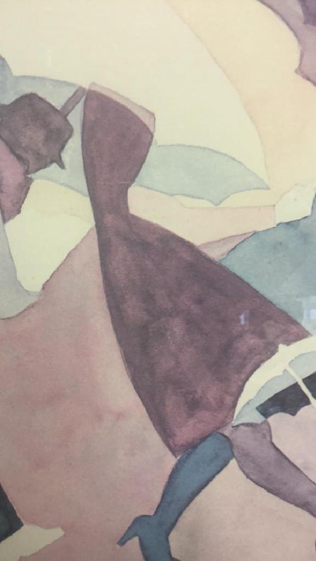 PHYLLIS RUTIGLIANO RHYTHMS Poster W Art Print - 6