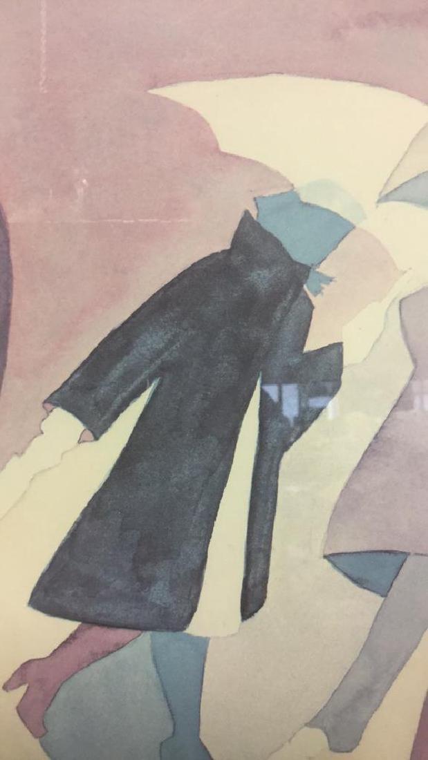 PHYLLIS RUTIGLIANO RHYTHMS Poster W Art Print - 7