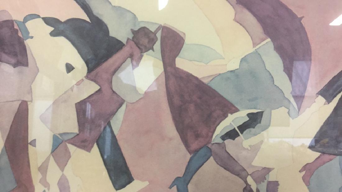 PHYLLIS RUTIGLIANO RHYTHMS Poster W Art Print - 9