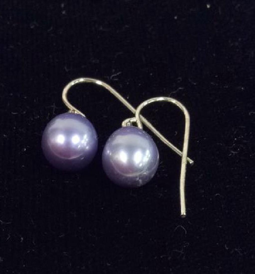 Lot 7 Pairs of Pearl Earrings Vintage Jewelry - 5
