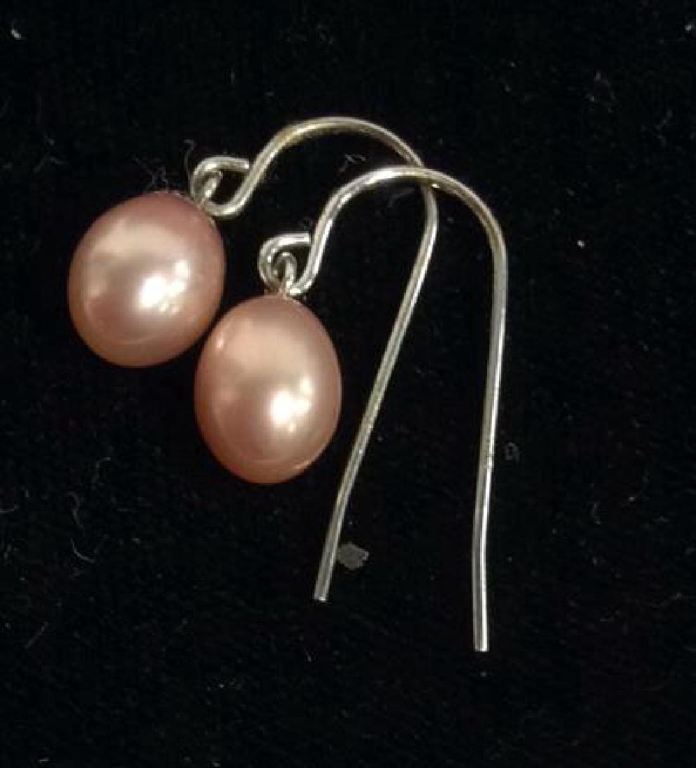 Lot 7 Pairs of Pearl Earrings Vintage Jewelry - 7
