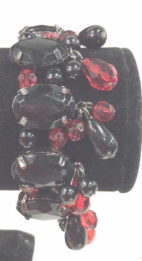 Pair Rhinestone Jewelry - 7