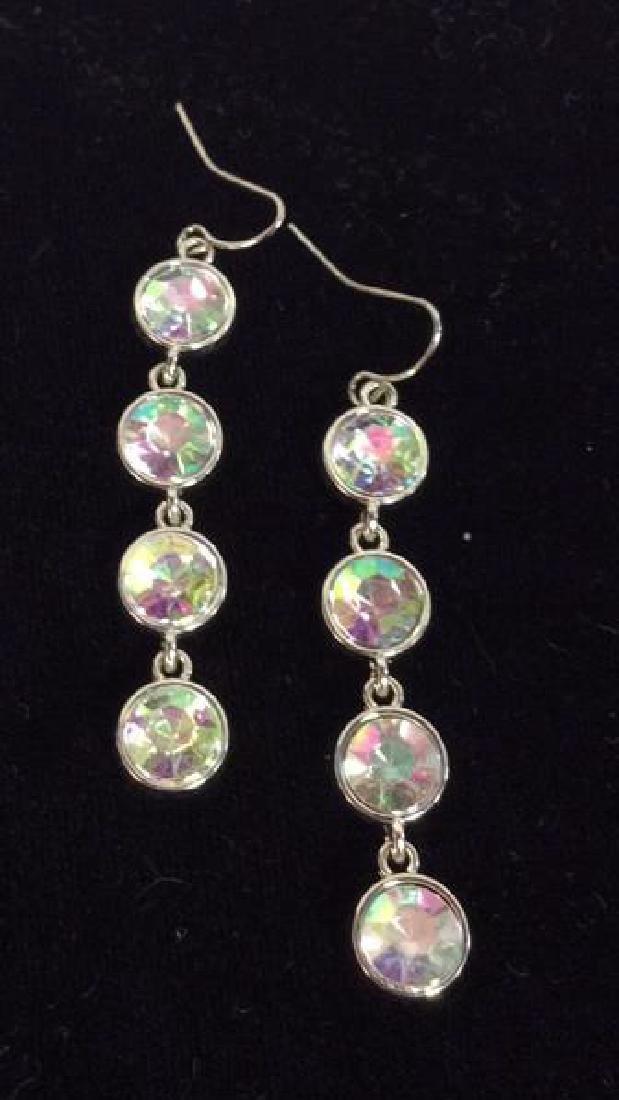 Lot 4 Assorted Women's Rhinestones Jewelry - 4