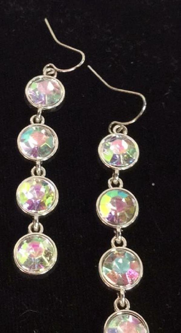 Lot 4 Assorted Women's Rhinestones Jewelry - 5