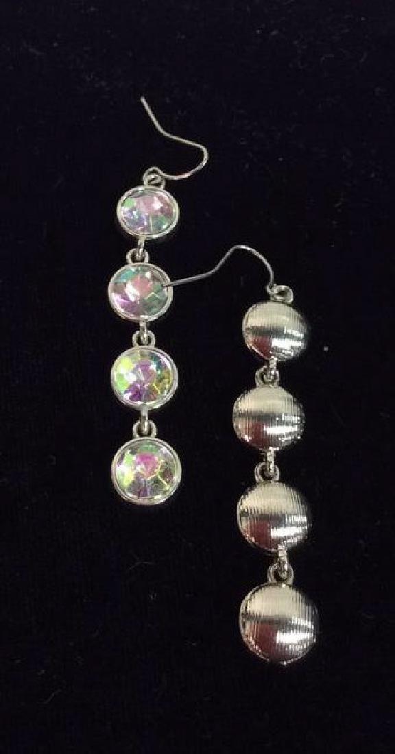 Lot 4 Assorted Women's Rhinestones Jewelry - 6