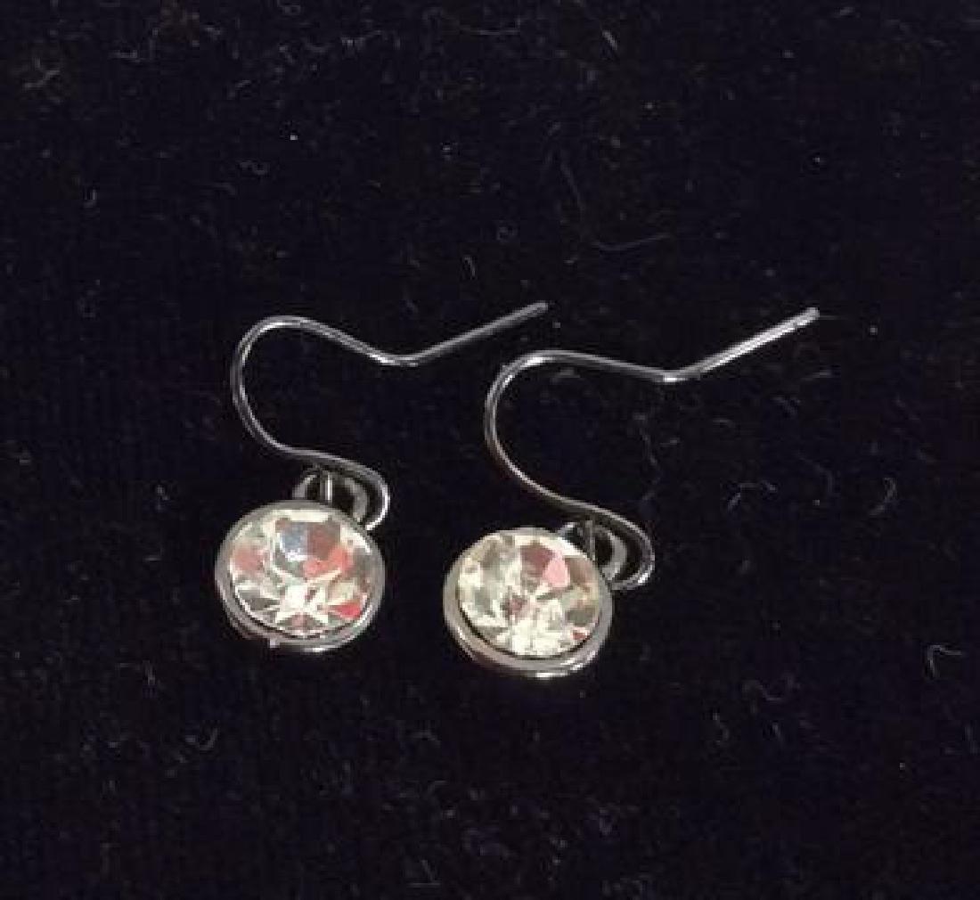 Lot 4 Assorted Women's Rhinestones Jewelry - 7