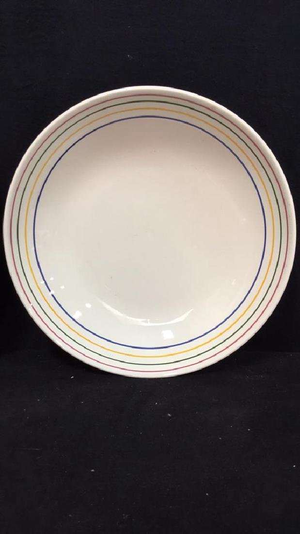Lot 3 Miscellaneous Serving Dishes, Ital - 4