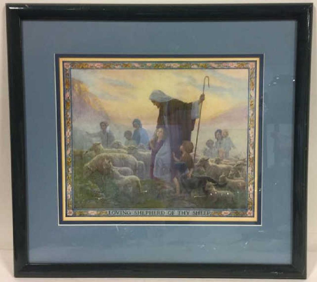MARGARET W TARRANT Religious Framed Print
