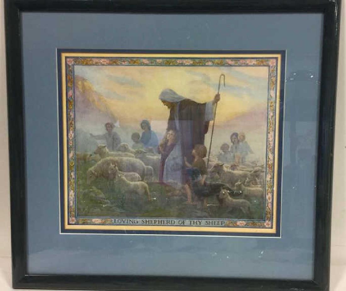 MARGARET W TARRANT Religious Framed Print - 2