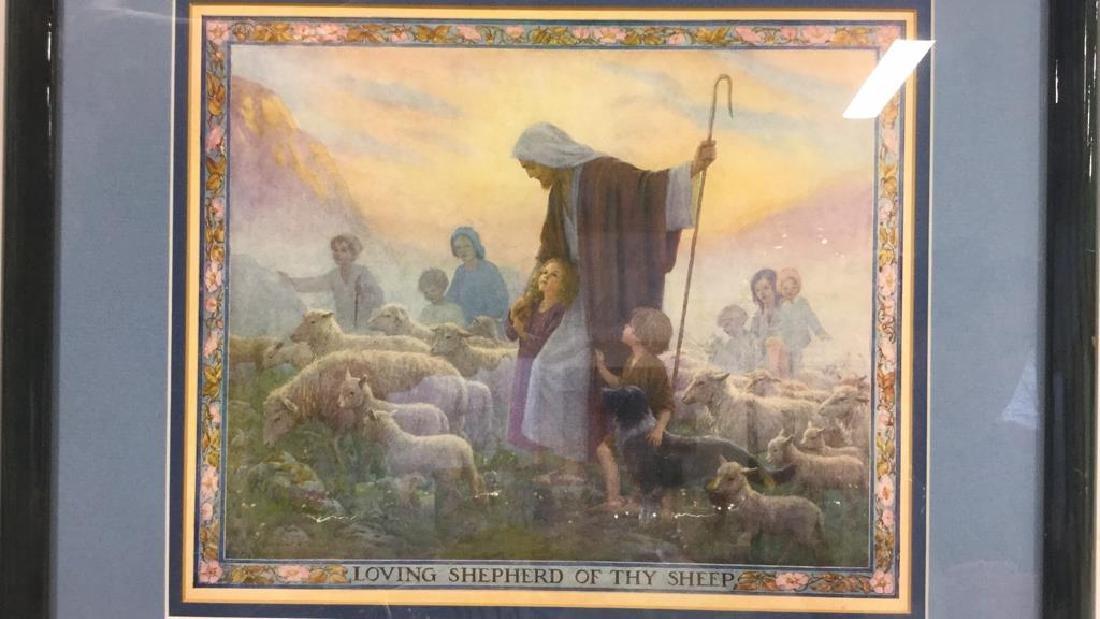 MARGARET W TARRANT Religious Framed Print - 3