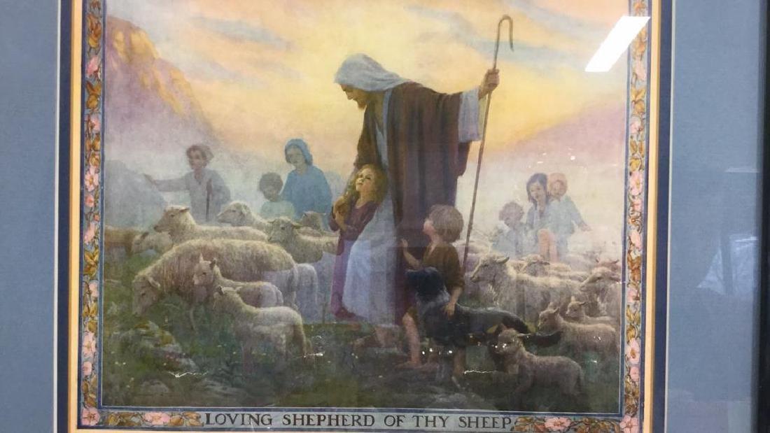 MARGARET W TARRANT Religious Framed Print - 4
