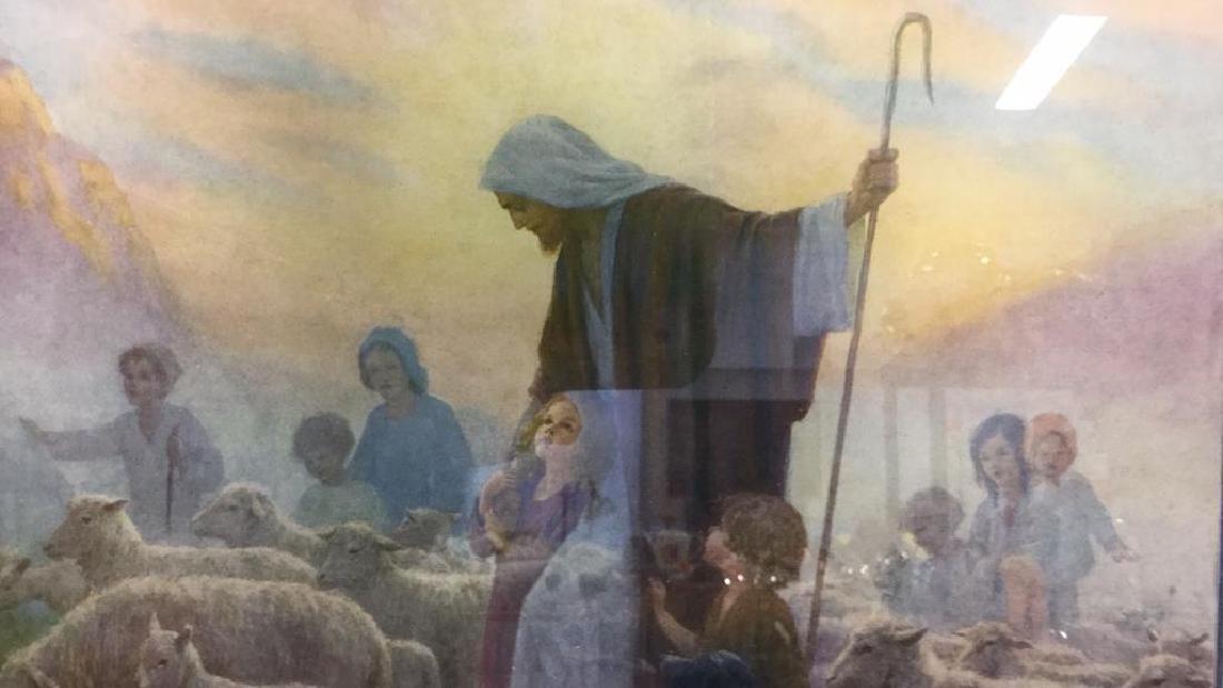 MARGARET W TARRANT Religious Framed Print - 5