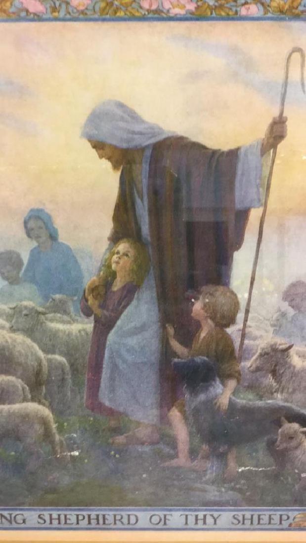 MARGARET W TARRANT Religious Framed Print - 7