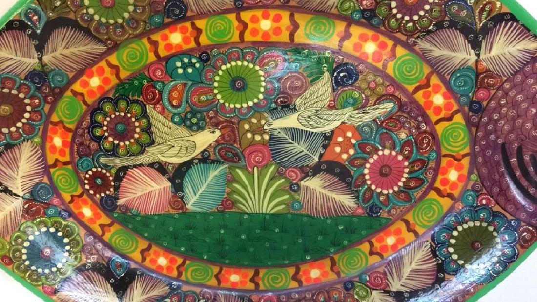 ISABEL ACAPULCO, GRO MEXICO Ceramic Fish Plate - 3