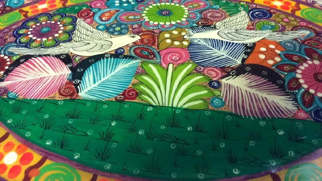 ISABEL ACAPULCO, GRO MEXICO Ceramic Fish Plate - 6