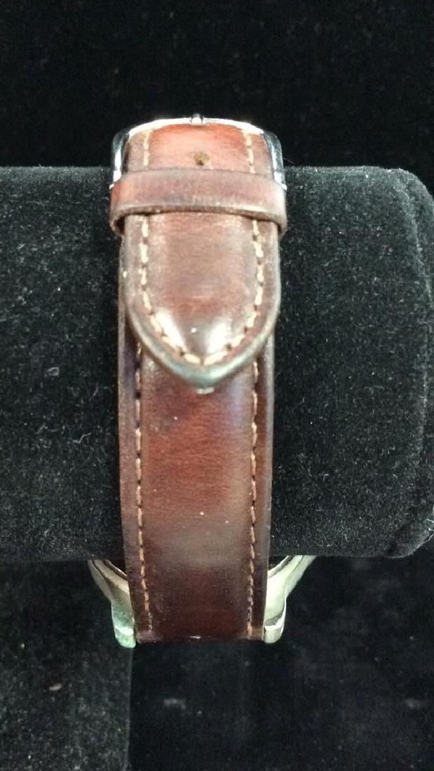 Lot 4 Beaded Bracelets & Watch Jewelry - 4