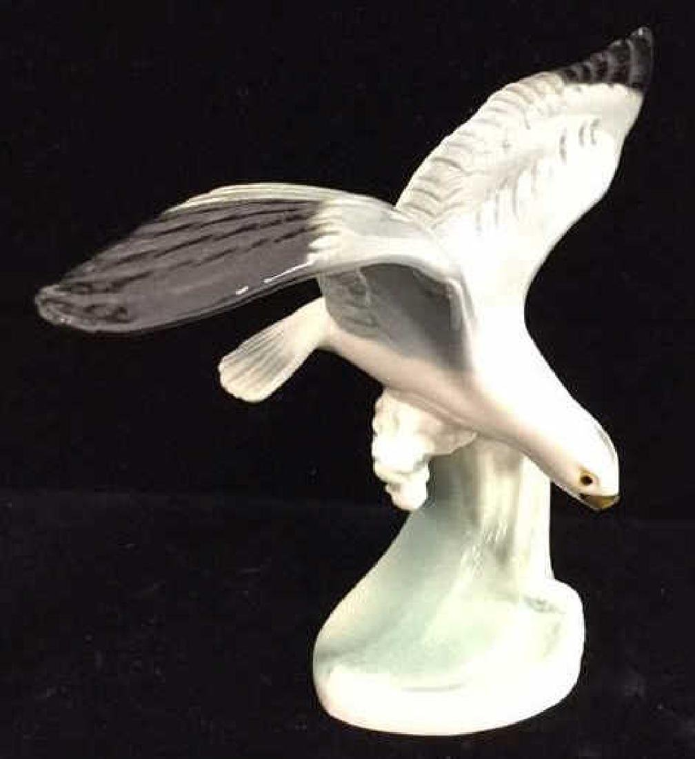W Goebel Silver Gull Ceramic Porcelain Figurine