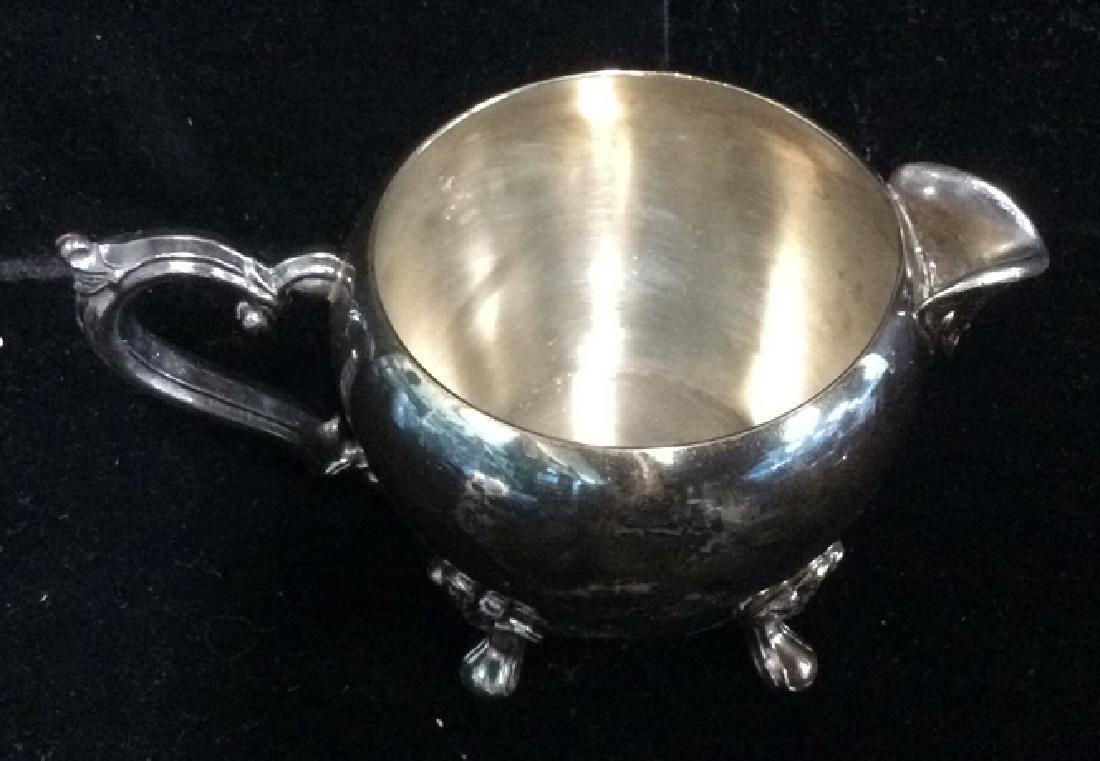 Lot 3 F.B.ROGERS SILVER CO. Silver Coffee Tea - 7