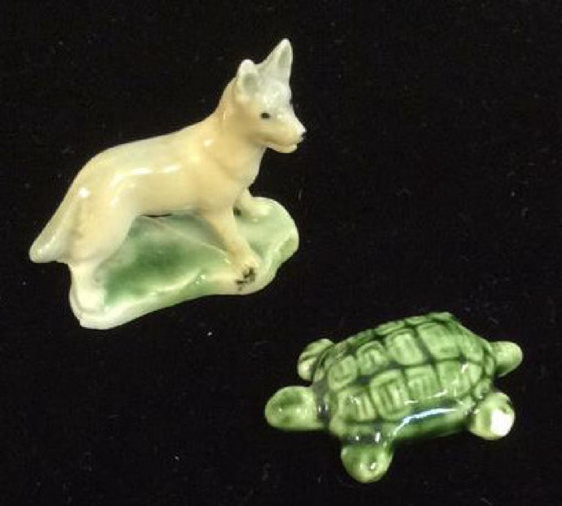 Lot 10 Animal Figural Statuettes - 5