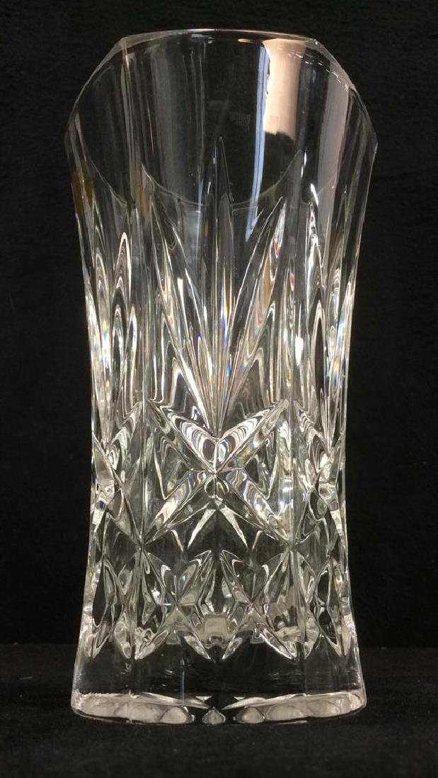 ROYAL CRYSTAL ROCK Italian Vase