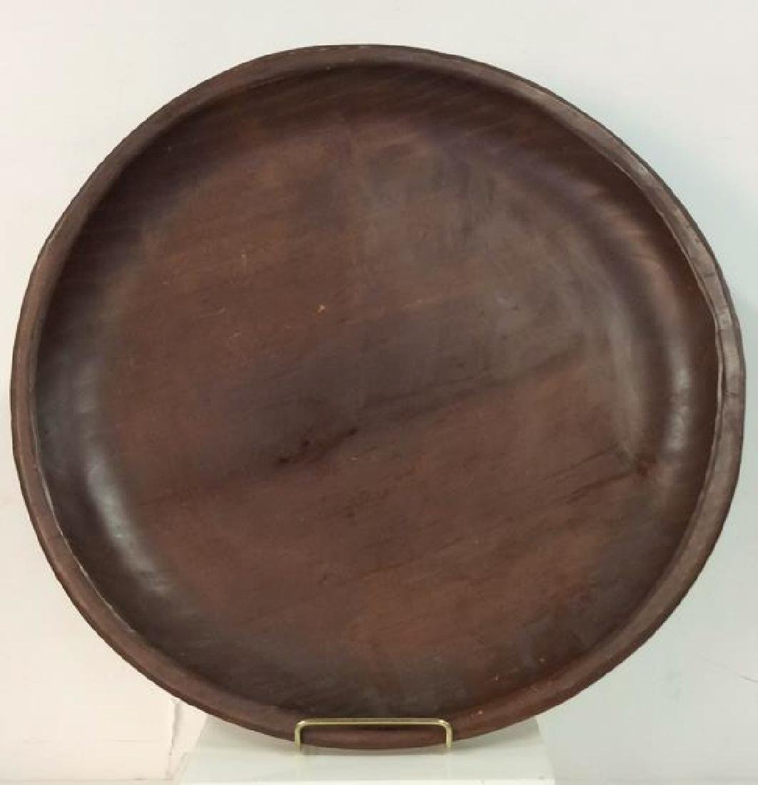 Lot 3 Wooden Kitchen Accessories Tabletop - 3