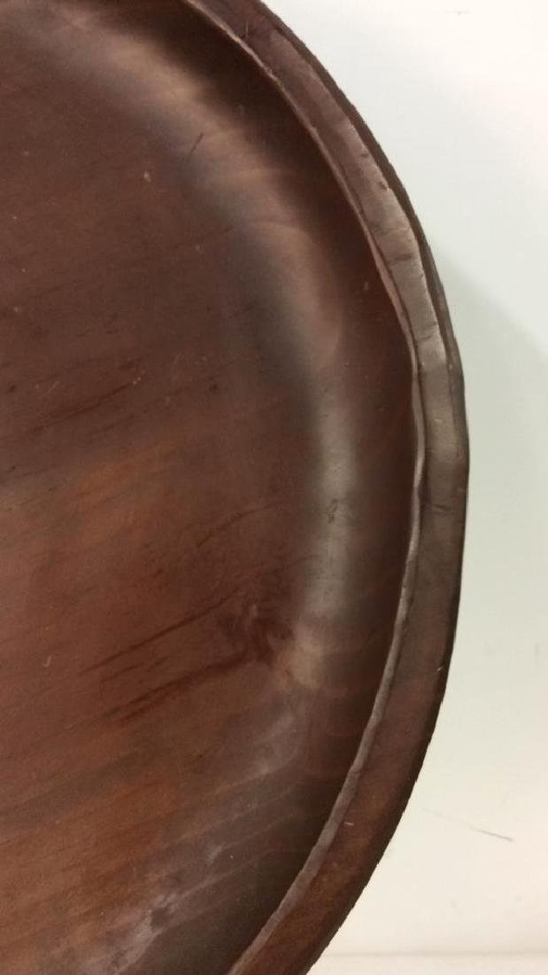 Lot 3 Wooden Kitchen Accessories Tabletop - 4