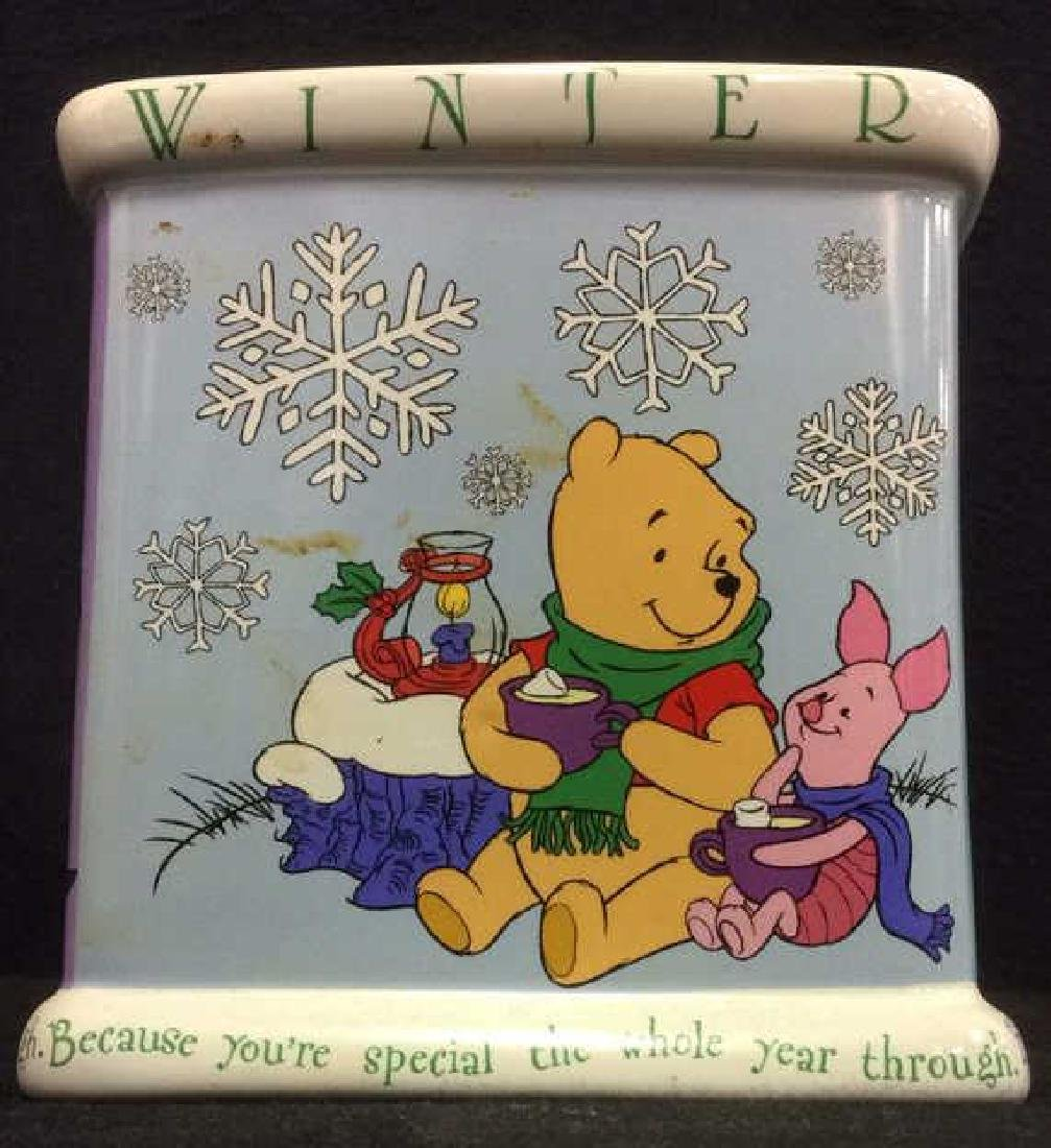 FTD DISNEY WELCOMES Winnie The Pooh Planter